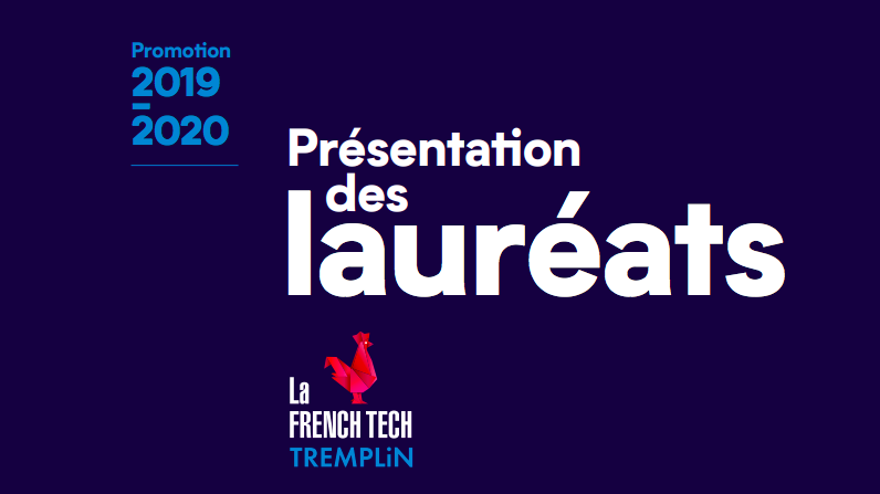 Lauréats French Tech Tremplin Prépa 2019 2020